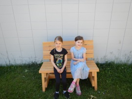 Buddy Bench :)