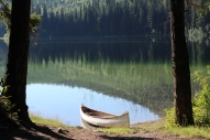 South Barriere Lake