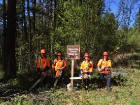 HBC Brigade Trail