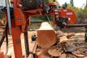 Milling fir