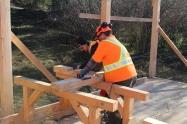 Carpentry training