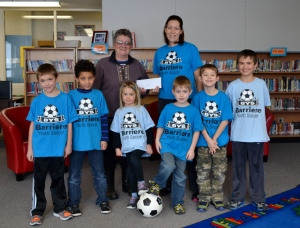Barriere Youth Soccer